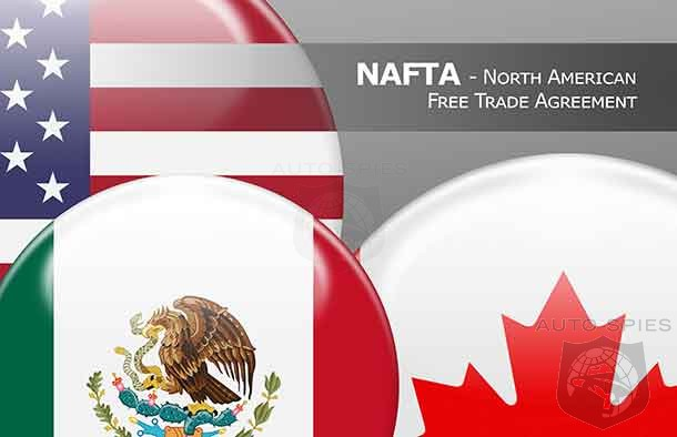 Canada Seeks Return To NAFTA Talks As US And Mexico Draw Close To Deal