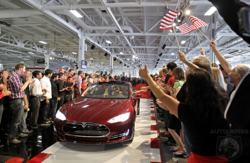 Tesla To Lay Off 9% Of Workforce In Restructure Shift
