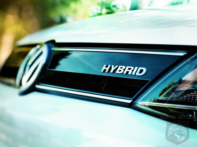 Brits Indicate They Will Be Replace Aging Diesels With Hybrids