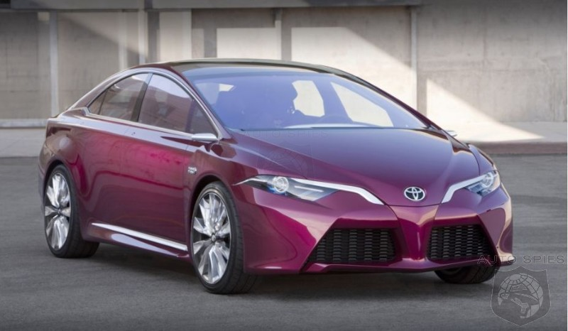 Should Toyota Consider Taking A Gamble With A Totally