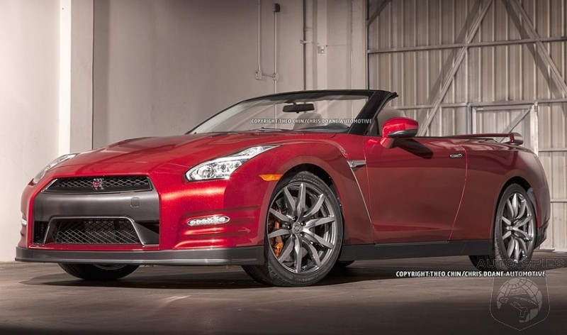 Should Nissan Be Considering A Convertible GT-R?