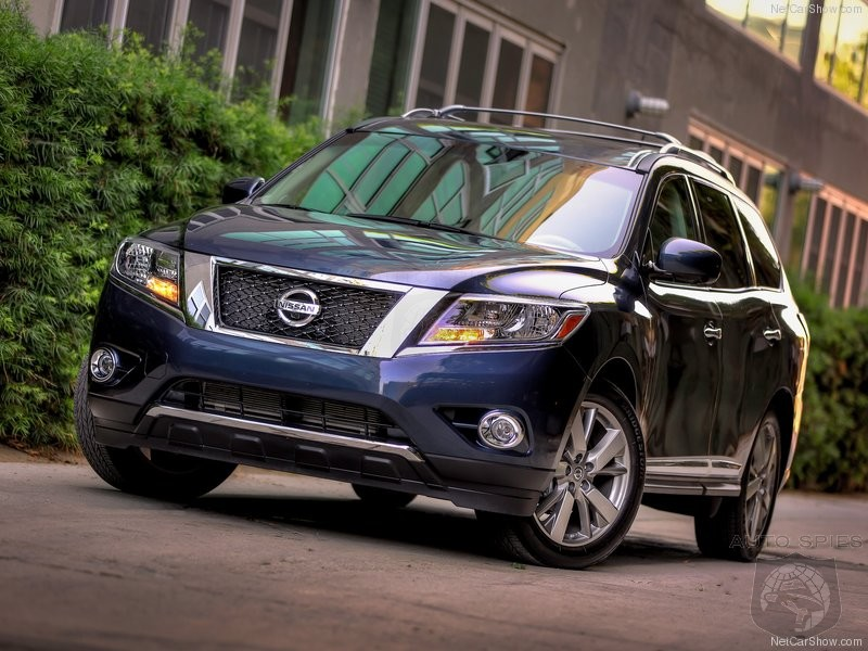 Great Safety Regulators Target Nissan Pathfinder And Infiniti JX For Transmission  Issues