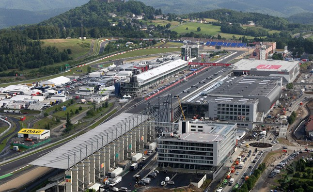 Getting Serious? Hyundai Building Test Center At Nürburgring Track