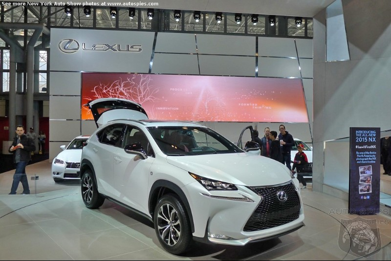 Consumer Reports Says Lexus NX Will Sell Well To Those Willing To Overlook The Flaws