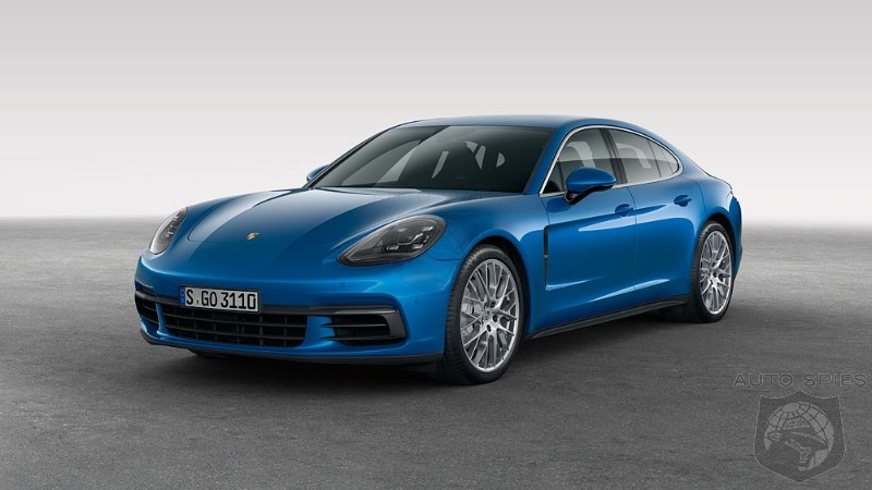 STUD OR DUD Porsche Drops The Fully Monte On The New Redesigned Panamera
