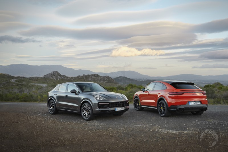 STUD OR DUD Porsche Officially Announces Addition Of Cayenne Coupe