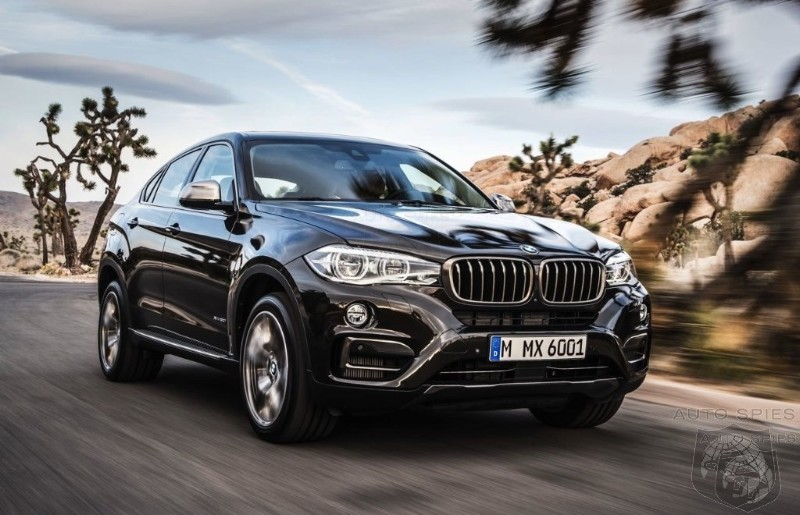Second Generation BMW X6 To Go On Sale In Time For Christmas