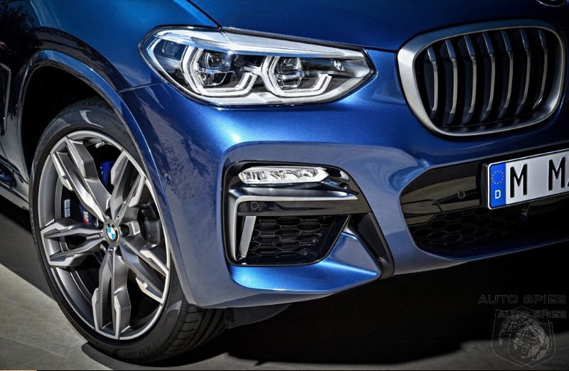 BMW Releases The ALL NEW X3 Crossover Is It EVERYTHING You Hoped For