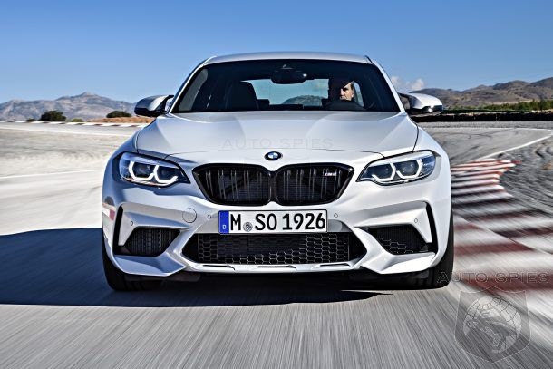 Is There A BMW M2 CS Just Around the Corner?