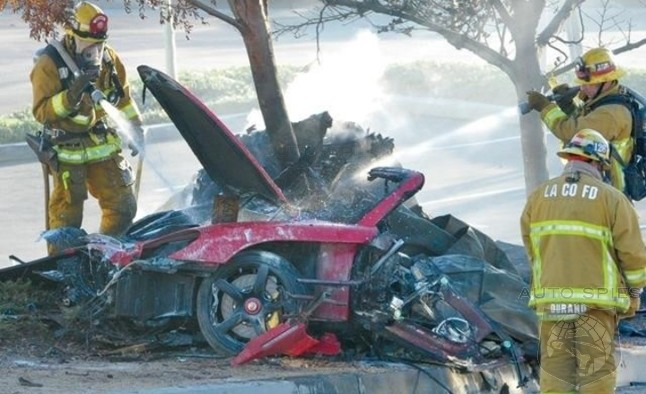Investigators Conclude High Speed Was Cause Of Paul Walker Fatal Accident