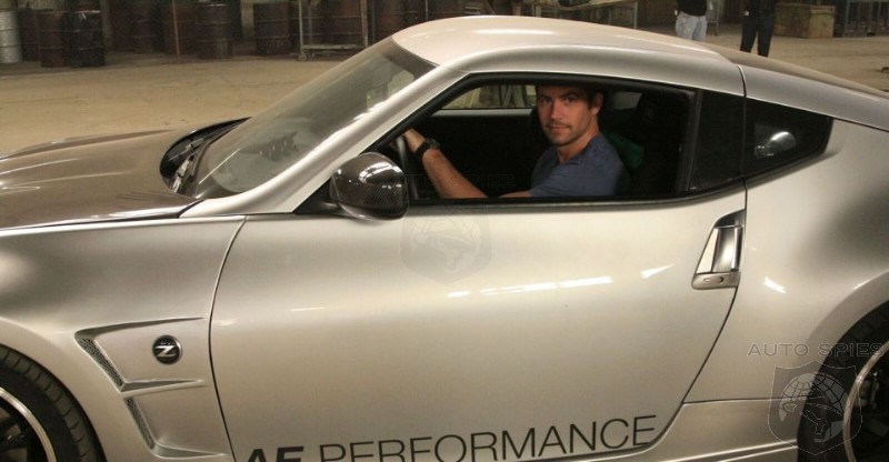 Paul Walker s Fast And Furious 370Z Sets Auction Record For A Z Car