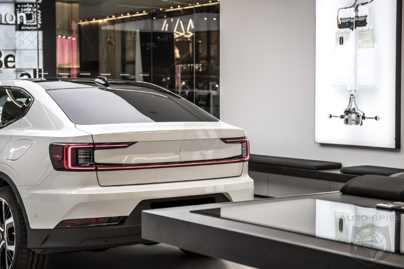Polestar To Mimic Apple Store Experience In Showrooms
