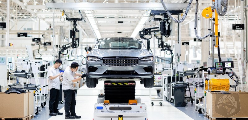 Polestar Opens Massive EV Factory And Production Begins On Polestar 1 - But Who Will Buy It?