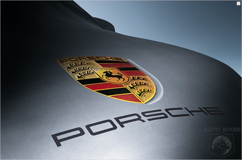 Porsche Readies New Low Cost Entry Level Roadster Code Named