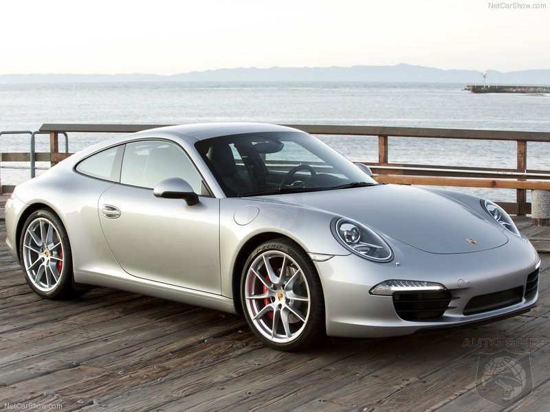 If You Won A New Porsche 911 Would You Turn It Down?