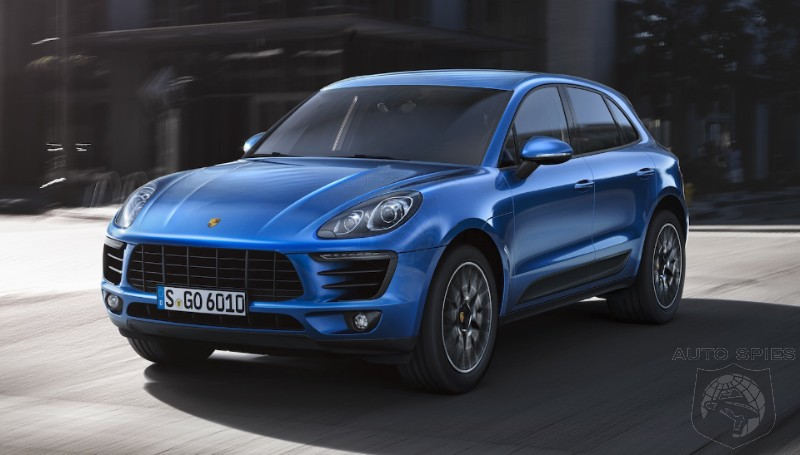 DRIVEN; Posche Macan Delivers The Ultimate Compact SUV Experience