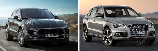 2015 Porsche Macan vs. 2014 Audi Q5 How Different Are They