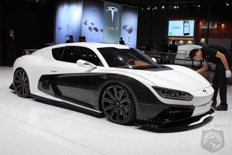 Qiatu K50 Would You Ever Consider A Chinese Super Car To