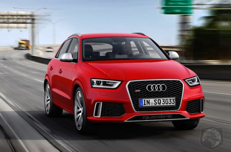 Did Audi Steamroll Over BMWs X1 With The New 306 HP RS Q3?