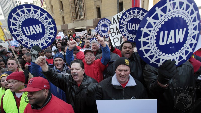UAW Elects New Leadership As Federal Corruption Noose Tightens