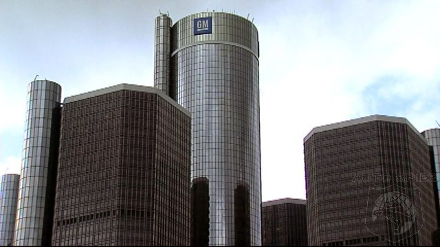 Ontario Tells Canadian Government That It Is Time To Move On And Sell GM Stock At A Loss