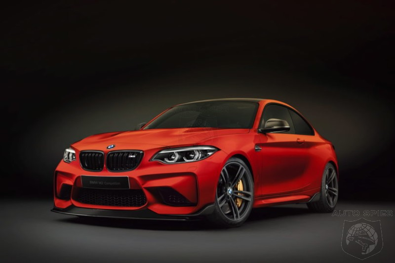 STUD OR DUD? BMW To Debut 410HP M2 Competition On April 25th