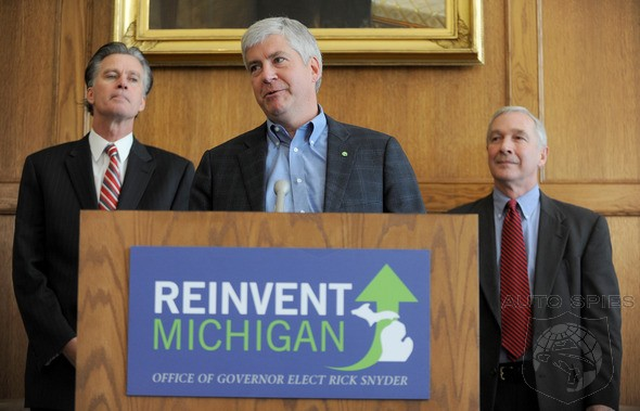 Michigan Preparing To Turn Its Back On Organized Labor?