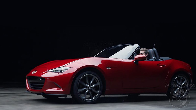 Mazda's MX-5 To Get A Power Boost For 2019