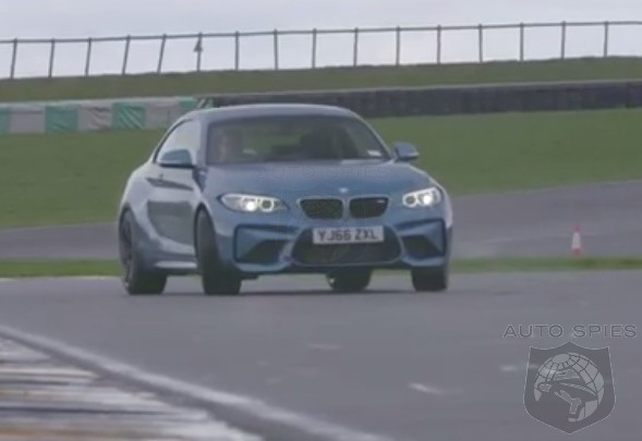 SHOCKER! M2 vs NSX vs Giulia Quadrifoglio - Which Is the Fastest Around A Race Track?