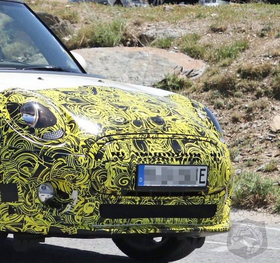 Mini's First EV Car Will Be A Lethal Performance Hot Hatch ...