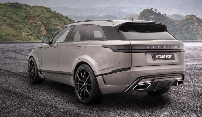 #GIMS: Just When You Thought The Velar Couldn't Get Any Better, STARTECH Proves It Can