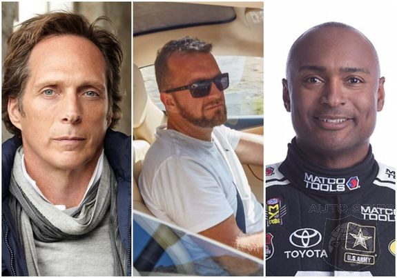 William Fichtner To Lead Reworked Top Gear America This Fall On BBC