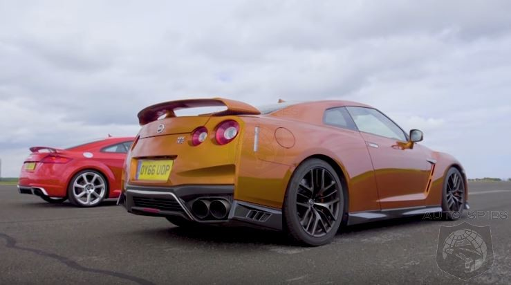 Audi TT-RS Vs Nissan GT-R - Which Would You Take To The Track?