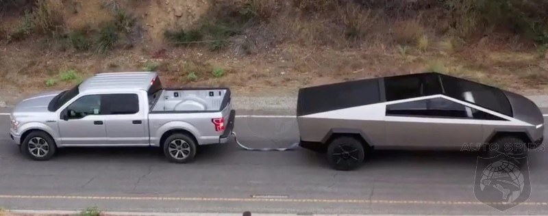 Musk Spares The F 150 By Leaving A Smaller Cybertruck Pickup For Later
