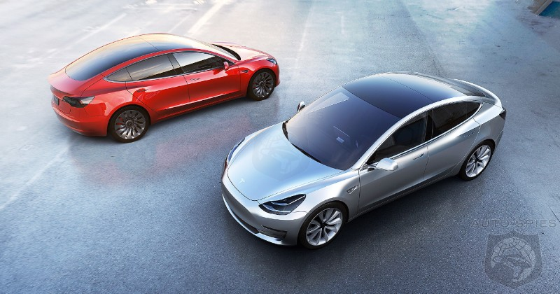 Why Did Tesla's Model 3 NOT Win The MotorTrend Car Of The Year?