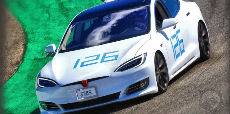 Tesla Delays Nürburgring Record Attempt Over Safety Concerns - Claims Laguna Seca Record Instead