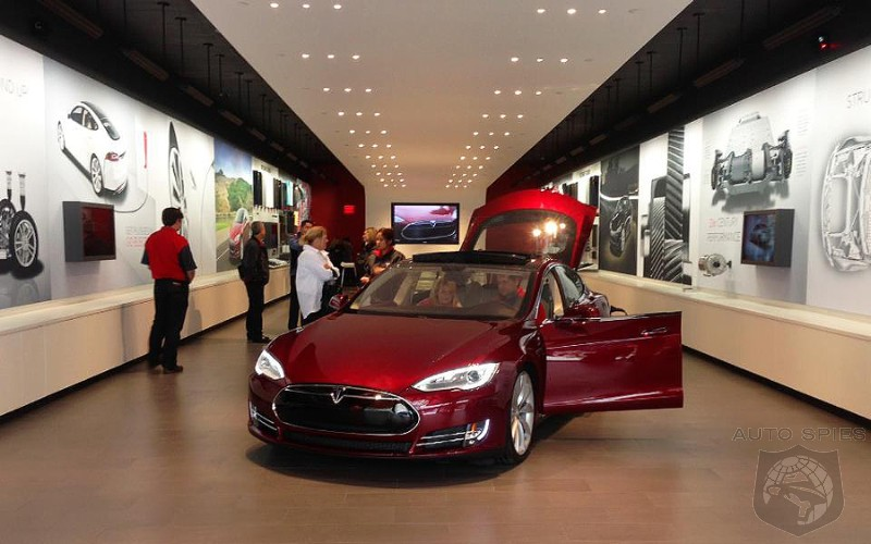 Virginia Reverses Decision And Allows Tesla To Open Store