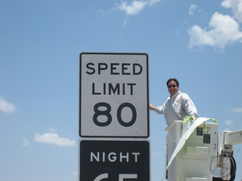 Texas Continues Expansion Of 80 MPH Speed Limit