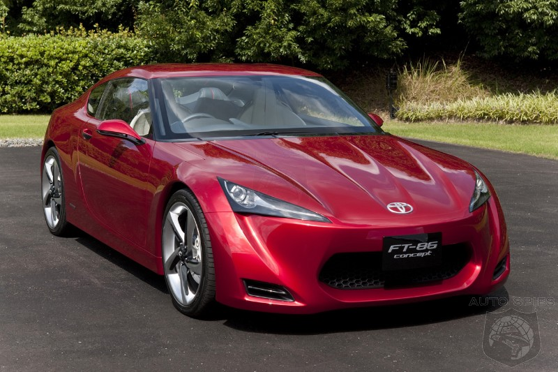Reader Poll: Will Toyota Finally Build An Affordable Sports Car?