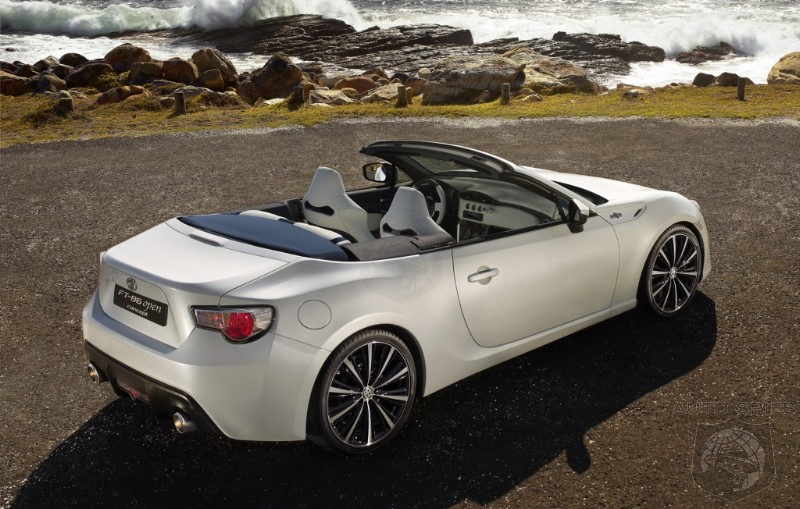 Toyota Gives Up On Turbo And Cabrio Versions Of Gt86