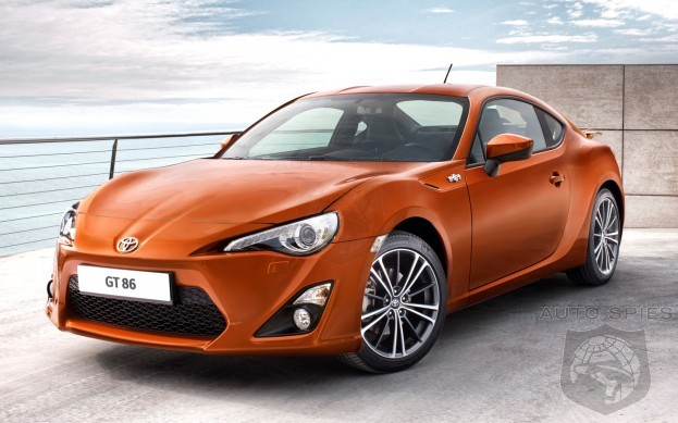 Toyota GT86 Sport Model May Incorporate Le Mans Style KERS Technology