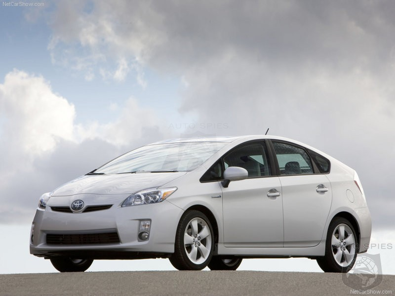 Just When You Thought The Big 3 Were Catching Up, Toyota Zooms Forward With The Killer New Prius