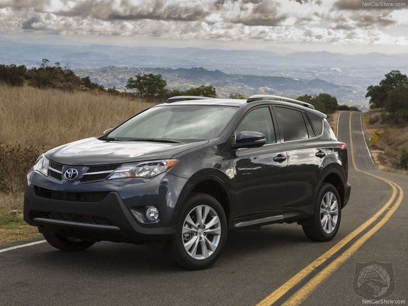 Is Toyota's New RAV4 Too Masculine For The Average Soccer Mom?