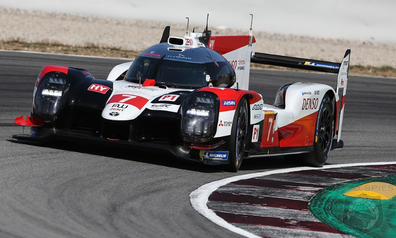 Toyota LMP1 Boss Seeks To Obiterate Porsche 919 EVO's