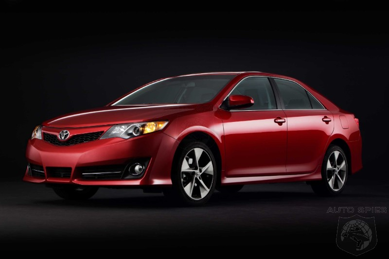 Stud Or Dud?  Toyota Presents The 2012 Camry To The World