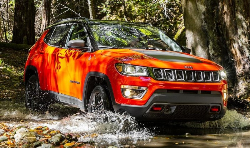 2018 jeep compass to offer off road trailhawk edition autospies auto news. Black Bedroom Furniture Sets. Home Design Ideas