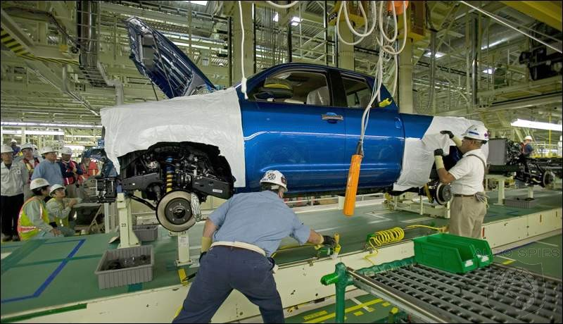 2014 Toyota Corolla And Tundra Production Underway