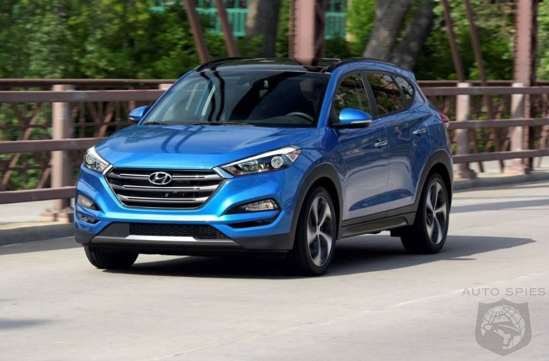 Hyundai's High Performance Tuscon N To Lead The Charge Against BMW - Do They Even Stand A Chance?