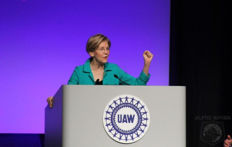 Is The Scandal Rocked UAW Becoming As Out Of Touch And Irrelevant As The DNC?
