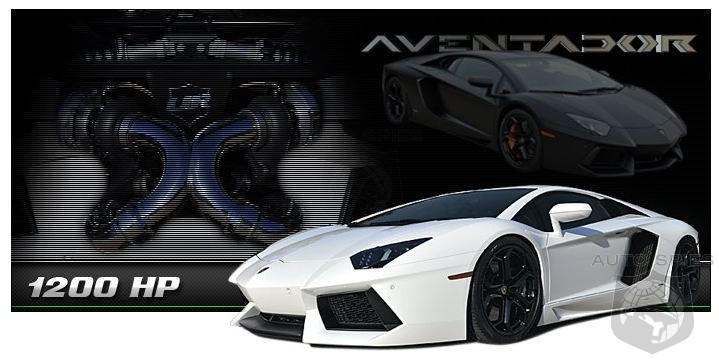Underground Racing Releases The First Ever Twin Turbo Lamborghini Aventador